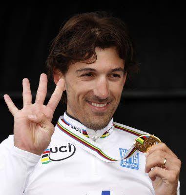 Velo d'Or 2010 a Fabian Cancellara