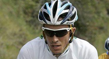 L'Angliru incorona Alberto Contador, è maglia oro!