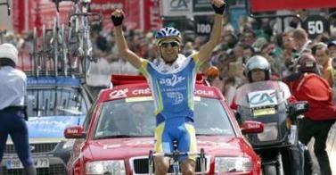 Tour 2008: Dessel doma la Bonnette, Cunego tenta