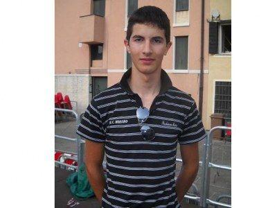 Riccardo Donato campione italiano 2011 juniores