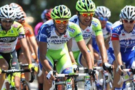 Eros Capecchi, vittoria commovente al Giro 2011