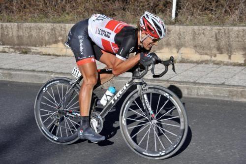 Fabian Cancellara mostruoso alla Strade Bianche 2012