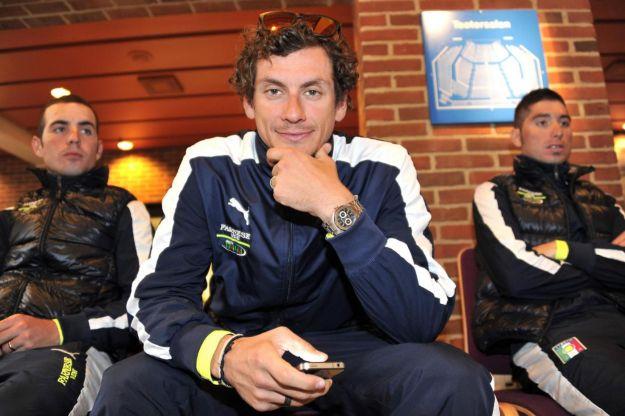 Filippo Pozzato passa alla Lampre