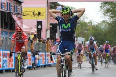 Giro d'Italia 2011: Ventoso all'ultimo respiro su Petacchi a Fiuggi