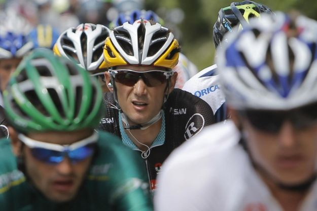 Tour de France 2013: Frank Schleck non ci sar,  squalificato