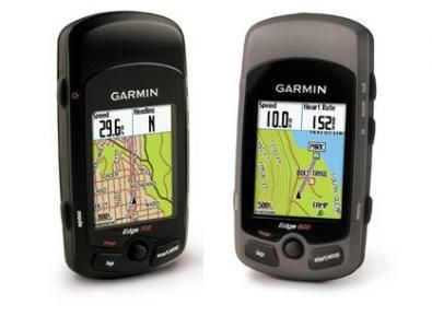 Garmin Edge 705 and Edge 605 for Cyclists