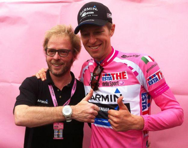 Ryder Hesjedal ammette il doping, 10 anni fa