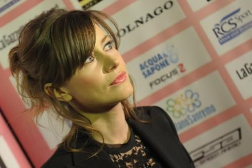 Giro d'Italia 2012, la madrina sarà Giorgia Wurth