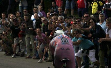 Giro d'Italia corsa dell'anno per il 2010, batte il Tour