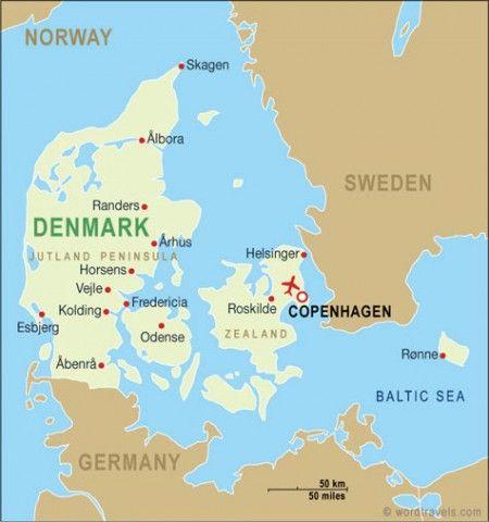 Giro d'Italia 2012: partenza e prime tappe in Danimarca!