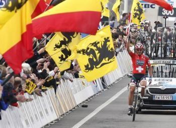 Giro delle Fiandre 2010 Fabian Cancellara