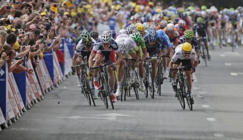 Tour de France 2012: André Greipel anticipa Alessandro Petacchi