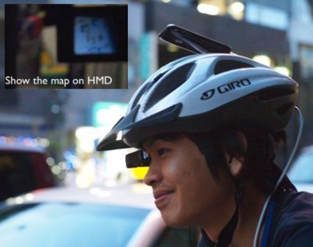 iPhone 3GS ti guida in bici col GPS