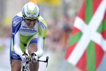 Ivan Basso 102esimo al prologo del Delfinato 2011