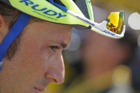 Il contestatissimo Giro di Padania 2011 a Ivan Basso