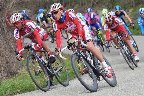Joaquin Rodriguez alla Freccia Vallone, Damiano Cunego al Trentino