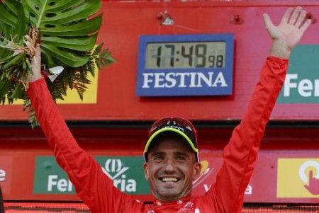 Juan José Cobo vince la Vuelta di Spagna 2011