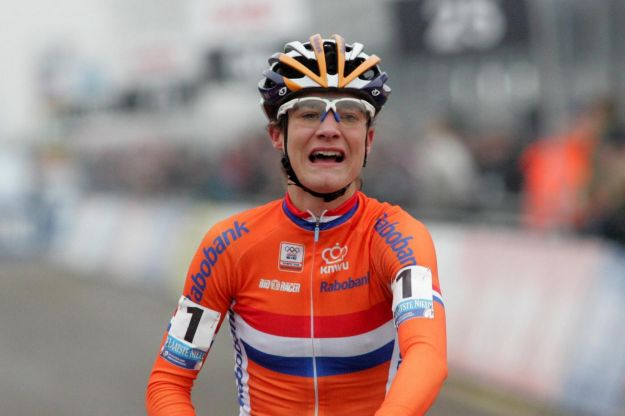 Marianne Vos campionessa olimpica a Londra 2012