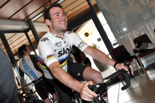 mark cavendish doppietta giro 2012