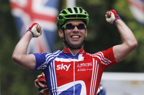 mark cavendish campione del mondo
