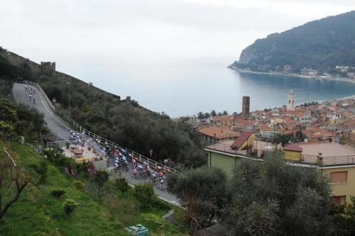 Milano Sanremo 2012 in aiuto degli alluvionati liguri