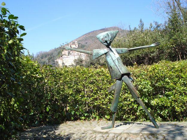 Mondiali di Ciclismo 2013 a Firenze: Pinocchio la mascotte