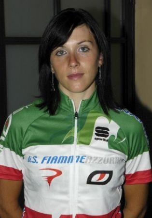 Monia Baccaille campionessa italiana 2010, il bis!