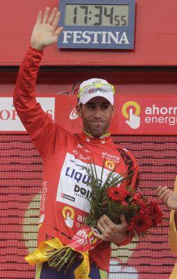 Vincenzo Nibali vince la Vuelta di Spagna 2010!