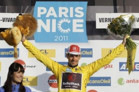 Parigi Nizza 2011: mezza ipoteca di Kloden, Farrar sprint alla Tirreno-Adriatico