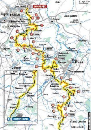 Parigi Roubaix 2010