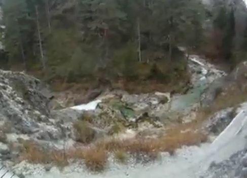 percorso bici pericoloso