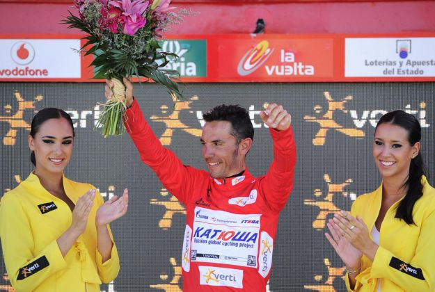 Philippe Gilbert ritorna alla vittoria alla Vuelta 2012, Purito scatenato [FOTO]