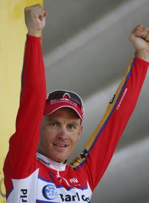 Ciclomercato 2011: McEwen e Hunter alla RadioShack di Armstrong