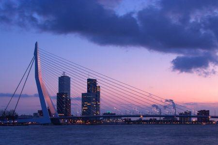 Ponte Erasmus Rotterdam