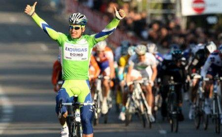 Giro di Sardegna 2011: prima tappa allo slovacco Sagan
