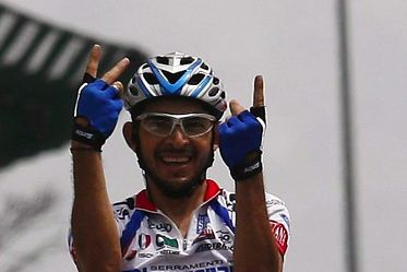 Giro del Friuli a Serpa Perez, sotto la neve