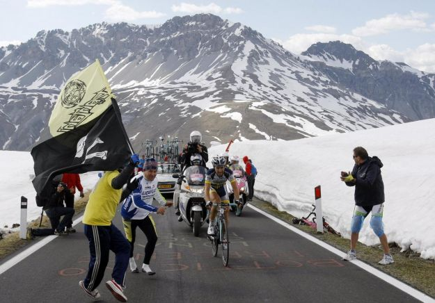 Giro d'Italia 2012 Tappa 20