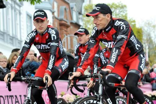 Giro d'Italia 2012, Taylor Phinney prima maglia rosa in Danimarca