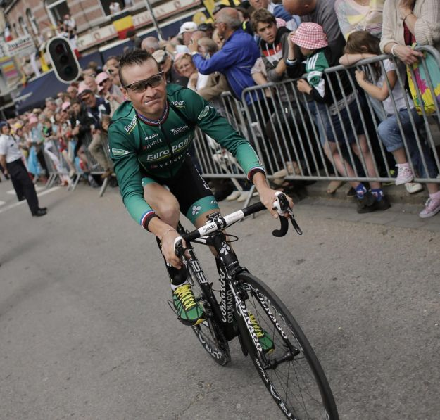 Tour 2012: Thomas Voeckler batte Scarponi, Nibali ci prova