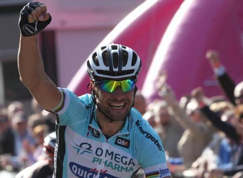 Giro delle Fiandre 2012 a un grande Tom Boonen, bravi Pozzato e Ballan