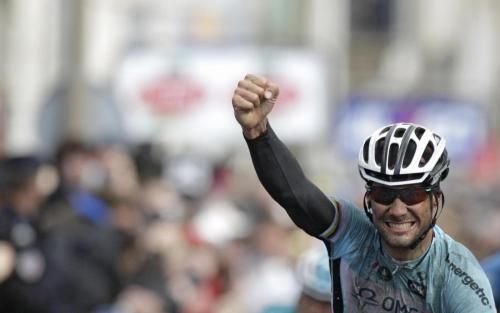 Tom Boonen trionfa alla Gand-Wevelgem 2012