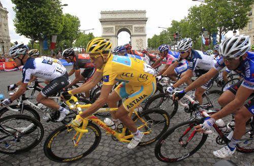 Tour de France 2013: la partenza sarà dalla Corsica