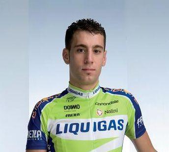Vincenzo Nibali Giro 2010