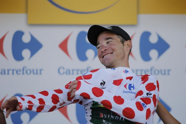 Thomas Voeckler bis al Tour 2012, crolla Cadel Evans