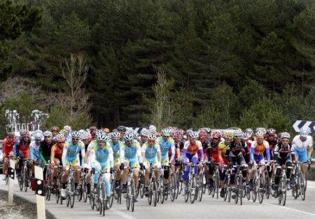 Filippo Savini: bella vittoria in salita alla Vuelta Castilla y Leon