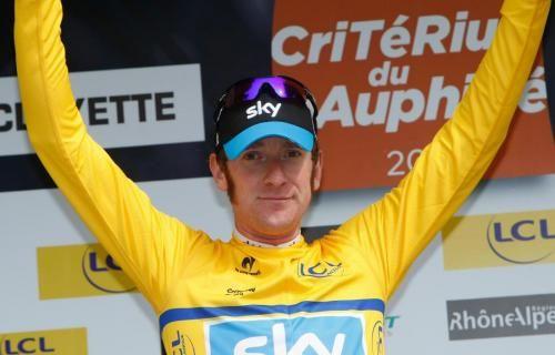 Giro del Delfinato 2012: Bradley Wiggins cala l'ipoteca a cronometro