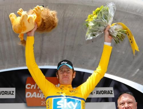 Giro del Delfinato 2012 a Bradley Wiggins, ma Cadel Evans c&#8217;