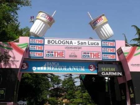 Giro 2009 San Luca