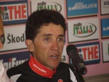 Carlos Sastre intervista
