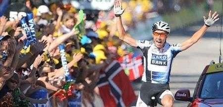 Tour de France Sorensen